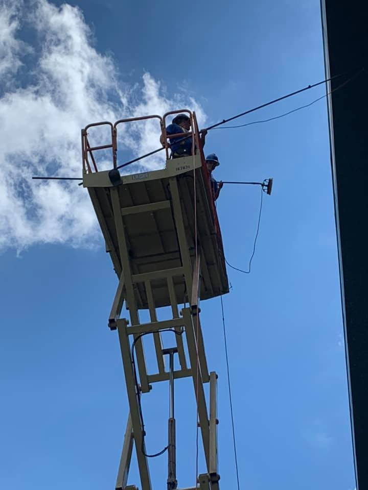 Commercial Pressure Washing Raleigh