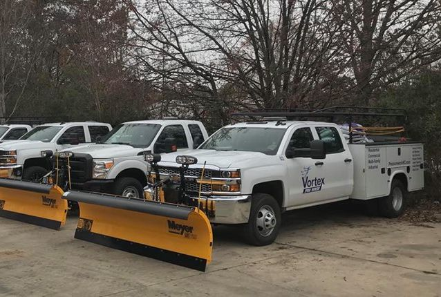 Snow Removal Services Raleigh